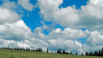 Wallpaper Big Sky 03